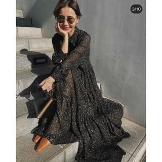 Ameri VINTAGE - amerivintage新品タグ付きTWINKLE WIDENING DRESS