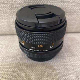 キョウセラ(京セラ)のCONTAX プラナー Planar 50mm F1.4 AEJ(レンズ(単焦点))