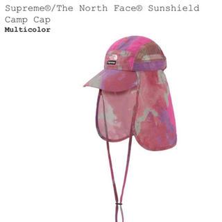 Supreme - Supreme camp cap The North Face