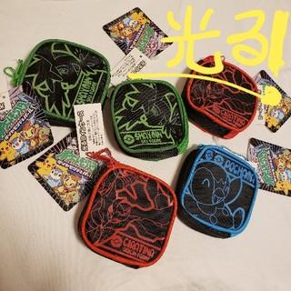 ポケモン - 5個セット 新品タグつき 光るコインケース プレゼントなどにも ポケモン