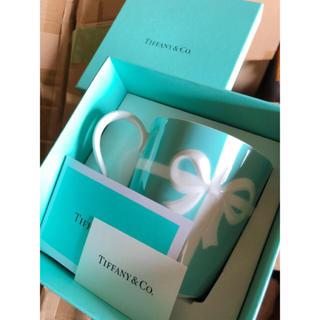 Tiffany & Co. - ティファニー マグカップ 新品未使用