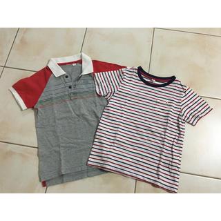 ユニクロ(UNIQLO)の値下げしました‼️ユニクロ*Tシャツ2枚セット(Tシャツ/カットソー)