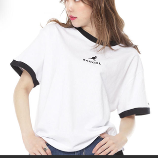 カンゴール(KANGOL)のTシャツ KANGOL(Tシャツ(半袖/袖なし))