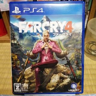 PlayStation4 - ファークライ4 PS4