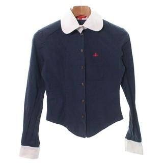 ヴィヴィアンウエストウッド(Vivienne Westwood)のVivienne Westwood シャツ ラブジャケット(シャツ/ブラウス(長袖/七分))