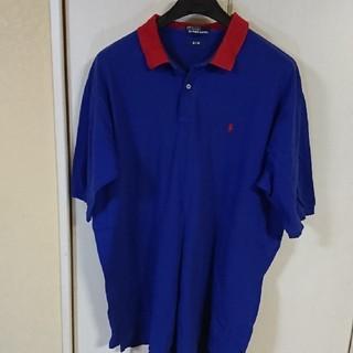 ポロラルフローレン(POLO RALPH LAUREN)のRALPH LAUREN ポロシャツ 青(ポロシャツ)