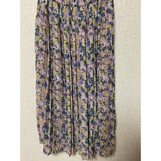 GRL - グレイル GRL 花柄スカート