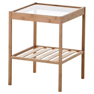 IKEAサイドテーブルとオースティード(コーヒーテーブル/サイドテーブル)