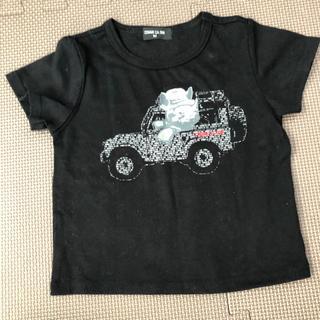 コムサイズム(COMME CA ISM)のコムサ Tシャツ 90(Tシャツ/カットソー)