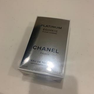 CHANEL - シャネル エゴイスト プラチナム オードゥトワレット
