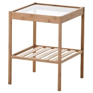 イケア(IKEA)の新品 IKEA ネスナ NESNA ベッドサイドテーブル(コーヒーテーブル/サイドテーブル)
