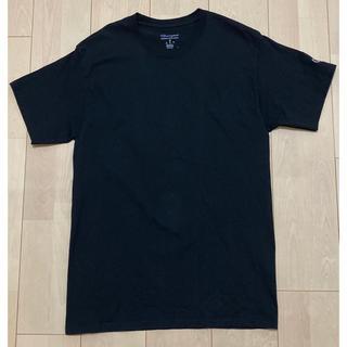 チャンピオン(Champion)のチャンピオン Tシャツ 黒 M(Tシャツ/カットソー(半袖/袖なし))