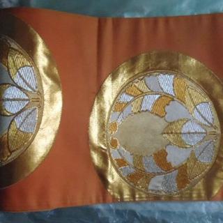 袋帯 京都烏丸 鳳凰  袋帯  錦糸  銀糸   雅(帯)