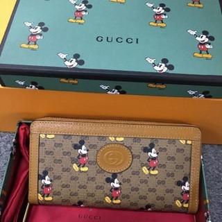 グッチ(Gucci)のGUCCI 財布 グッチ ディズニー ミッキー コラボ Disney(財布)