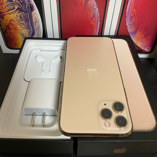 Apple - 美品 iphone 11pro 64gb simフリー