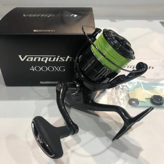 ヴァンキッシュ(VANQUISH)のSHIMANO 19ヴァンキッシュ4000XG(リール)