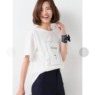 IENA - イエナ ナンバリングTシャツ