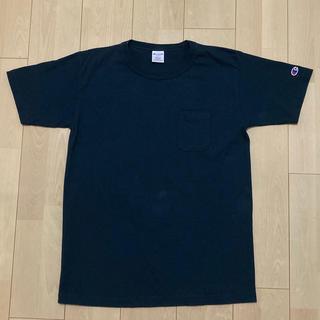 チャンピオン(Champion)のチャンピオン Tシャツ 紺 M(Tシャツ/カットソー(半袖/袖なし))