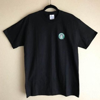 スターバックスコーヒー(Starbucks Coffee)の【新品】スタバ 200店舗記念 旧ロゴ Tシャツ(Tシャツ/カットソー(半袖/袖なし))