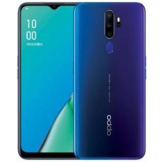 アンドロイド(ANDROID)のOPPO A5 2020 BLUE(スマートフォン本体)