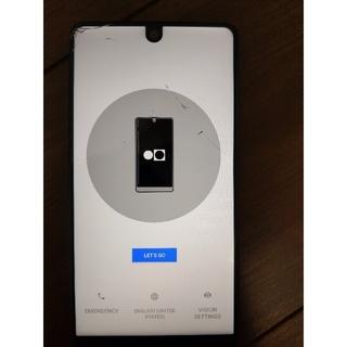 アンドロイド(ANDROID)のEssential Phone 128GB (black moon)(スマートフォン本体)