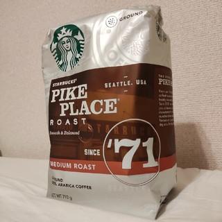 スターバックスコーヒー(Starbucks Coffee)のスターバックスコーヒー(粉)PIKE PLACE ROAST(コーヒー)