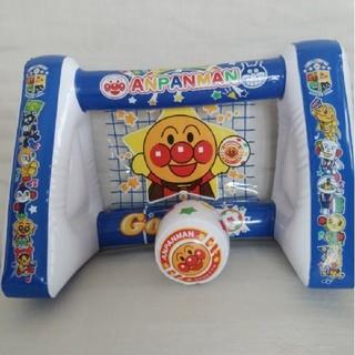 アンパンマン - アンパンマン 室内用サッカーおもちゃ