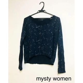 mysty woman - mysty women 長袖 カットソー