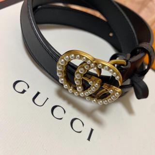 グッチ(Gucci)のグッチ パール ベルト レディース(ベルト)