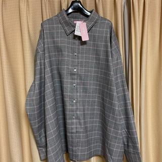 WEGO - 新品WEGO BIGシャツ