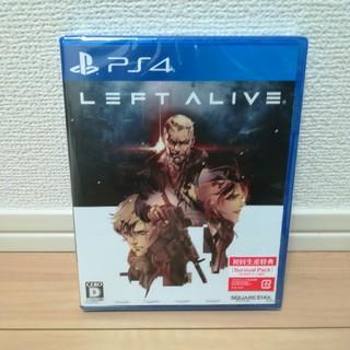 スクウェアエニックス(SQUARE ENIX)のLEFT ALIVE PS4(家庭用ゲームソフト)