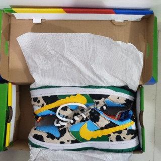 NIKE - 28cm Nike SB Dunk Low Ben Jerry's