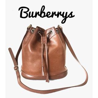 BURBERRY - 希少【Burberrys】ショルダーバッグ