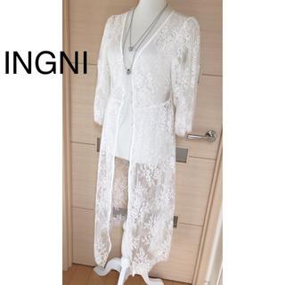 イング(INGNI)のINGNI(カーディガン)