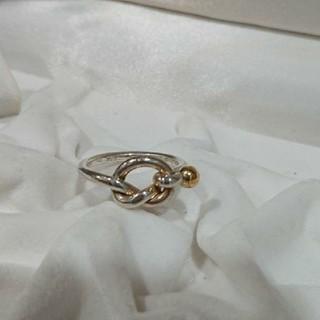 ティファニー(Tiffany & Co.)のティファニー ラブノットリング 指輪 11号(リング(指輪))