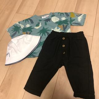 ザラキッズ(ZARA KIDS)のZARABABY トップス パンツ 帽子 まとめ売り(シャツ/カットソー)