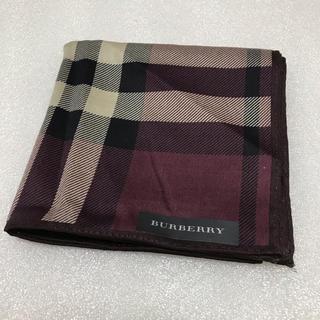BURBERRY - ハンカチ☆バーバリー
