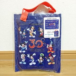 Disney - ディズニーシー30周年記念レジャーシート