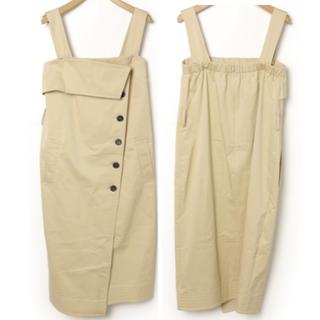 FRAY I.D - FRAY I.D. サロペットスカート
