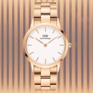 ダニエルウェリントン(Daniel Wellington)の 安心保証付!最新作【36㎜】ダニエル ウェリントン腕時計 Iconic Lin(腕時計(アナログ))