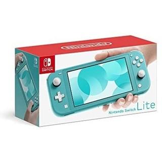 ニンテンドースイッチ(Nintendo Switch)のニンテンドースイッチLite ターコイズブルー(携帯用ゲーム機本体)