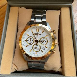 セイコー(SEIKO)のセイコー セレクション SEIKO SELECTION 腕時計 クロノグラフ激安(腕時計(アナログ))