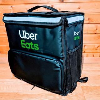 【バックパック】Uber Eats リュック 保温、保冷バック