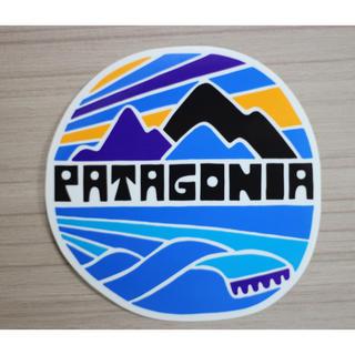 patagonia - パタゴニア ステッカー 丸型