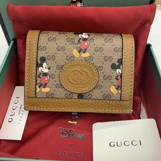 グッチ(Gucci)のGUCCI  ミッキーコラボ財布(財布)
