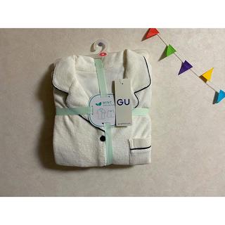 ジーユー(GU)のGU  パイルパジャマ(半袖)(パジャマ)