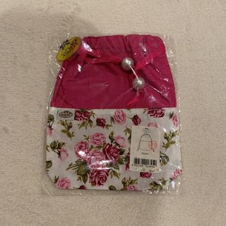 ナラヤ(NaRaYa)の新品未使用 ナラヤ  NaRaYa 巾着花柄 ピンク(ポーチ)