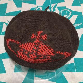 ヴィヴィアンウエストウッド(Vivienne Westwood)の✯Vivienne Westwood✯ベレー帽(ハンチング/ベレー帽)