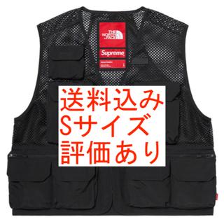 Supreme - Supreme North Face Cargo Vest ブラック
