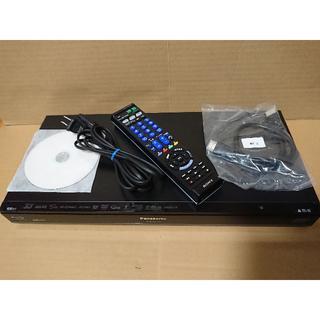 パナソニック(Panasonic)の動作品★Panasonic 2番組同時録画 DMR-BWT500(ブルーレイレコーダー)